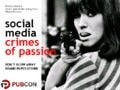Social Media Crimes of Passion