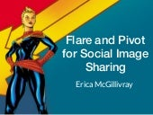 The Art of Social Image Sharing