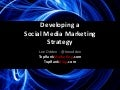 Develop a Social Media SEO Strategy