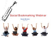 Social Bookmarking Webinar