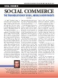 Social Commerce: Triangulation of Social, Mobile & Payments!  Transaction World Magazine, April 2012