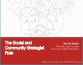 The Social and Community Strategist...