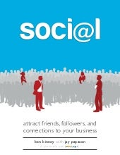 Sociale Book Sneak Peak