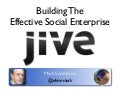 Building the Effective Social Enterprise