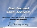 Socialfresh Goal Focused