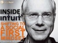 Inside Intuit: Shifting to a Social First Mindset