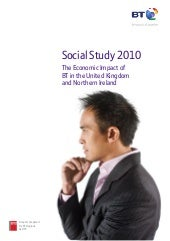 Social Impact Of BT in UK and NI