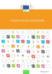 GUIDE TO SOCIAL INNOVATION