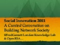 Social Innovation for a Network Society