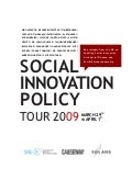 Social innovation policy in UK