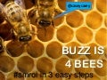 Buzz is for Bees: Social Media ROI in 3 Steps