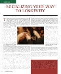 Socializing your way to longevity affluent magazine