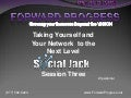 Social Jack Session Three - Forward Progress - Dean Delisle - 02-26