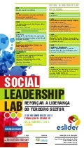 Social Leadership Lab ESLIDER