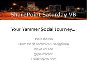 Your Enterprise Social Journey with...