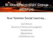 Enterprise Social Journey with Yamm...