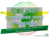 SOCIAL MEDIA - Connecting the World...
