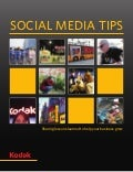 Kodak Social Media Tips Booklet 2011