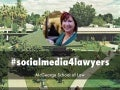 #Socialmedia4lawyers   mc george school of law