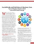 Social Media and Publishers: A Business Case