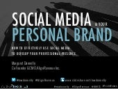 Shaping Your Personal Brand on Social Media