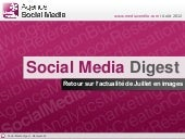 Social Media Digest n°3: retour sur...