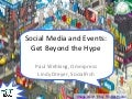 Social Media & Events--Get Beyond the Hype