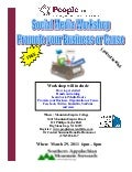 Social Media Workshop - Big Stone Gap, VA