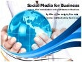 Social Media for Business Webinar