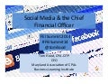 Social Media for CFOs  - FEI Summit