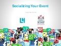 Socializing Your Event