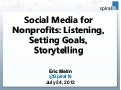 Social Media for Nonprofits V2 UPDATED
