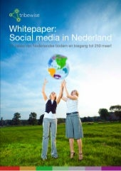 Whitepaper - Social Media In Nederland