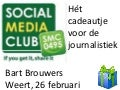 Social Media als cadeau voor de Journalistiek #SMC0495