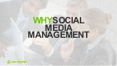 Social Media Management - Third Team Media Pitch Deck