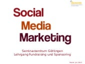 Online Marketing und Social Media f...