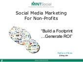 Social Media Marketing and Branding...
