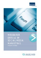 Social media marketing leifaden