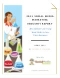 Social Media Marketing Report 2011