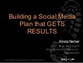 Building a Social Media Plan that G...