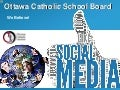 Social media in K-12 School Boards
