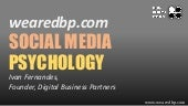 wearedbp.com : Social Media Psychology
