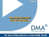Social Media Rules and Guidelines A...
