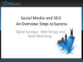 Social Media & Seo Overview