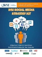 WSI Social Media Strategy Kit