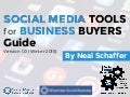 Social Media Tools for Business Buyer's Guide