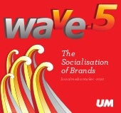 Social media tracker wave 5 by univ...