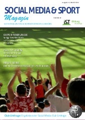 Social Media und Sportmagazin - Aug...