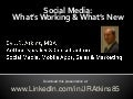 Social media whats working whats new short