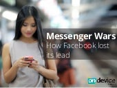 Messenger Wars: How Facebook lost its lead